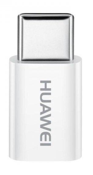 Huawei Universal Adapter Micro USB to USB Type-C White