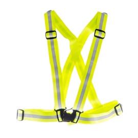 Atom Sports Reflective Vest 260428 Yellow