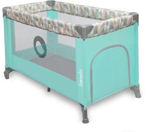 Детская кроватка Lionelo Stefi Green Mint