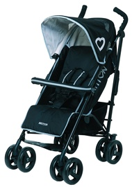 Britton Shopper Stroller Jet Black