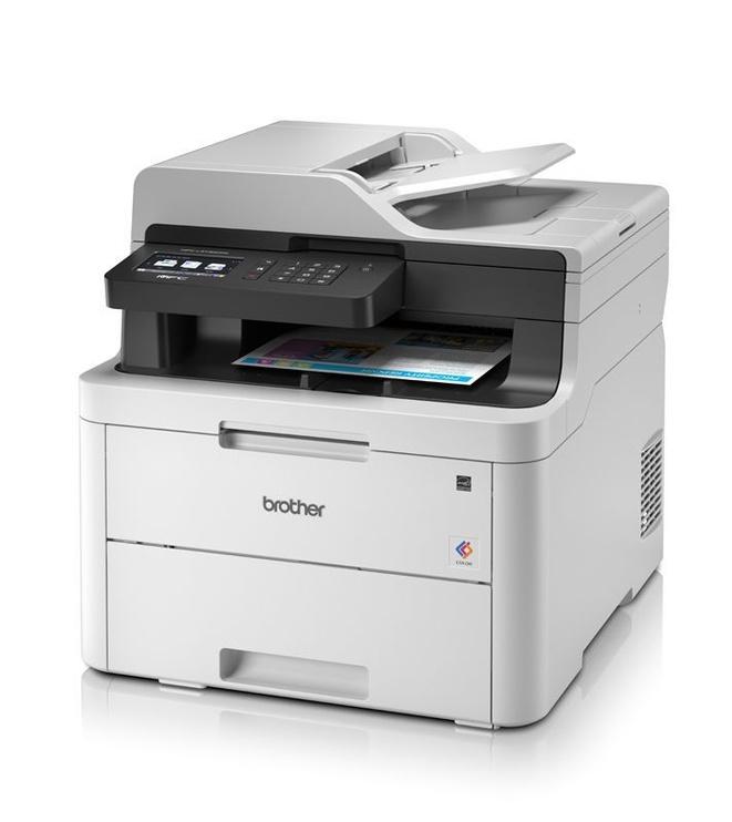 Daudzfunkciju printeris Brother MFC-L3730CDN, LED, krāsains
