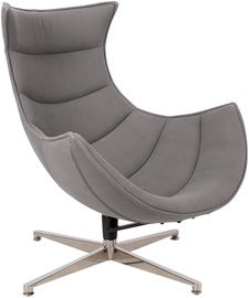 Home4you Grand Extra Armchair Grey