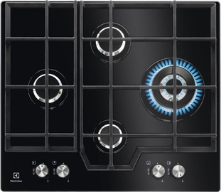 Gāzes plīts Electrolux KGG6456K