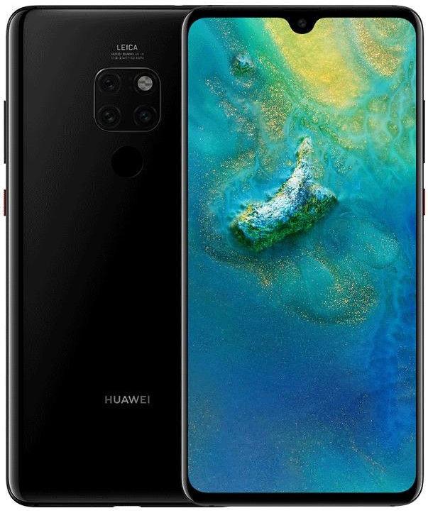 Huawei Mate 20 4/128GB Dual Black