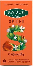 Cafe Baque Spiced Nespreso Compatible Coffee Capsules 10pcs