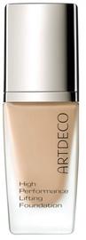Tonizējošais krēms Artdeco High Performance Lifting Foundation Reflecting Rosewood, 30 ml