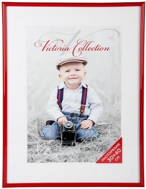 Фоторамка Victoria Collection Photo Frame Future 30x40cm Red