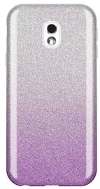 Wozinsky Glitter Shining Back Case For Samsung Galaxy J3 J330 Purple