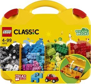 Конструктор LEGO Classic Чемоданчик для творчества и конструирования 10713, 213 шт.