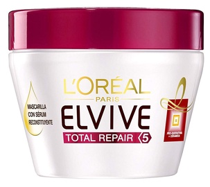 Matu maska L´Oreal Paris Elvive Total Repair 5, 300 ml
