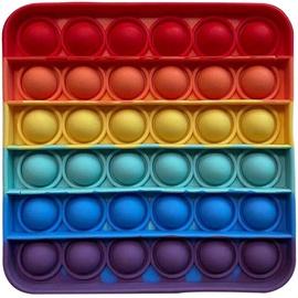 Pop It Coloured Square