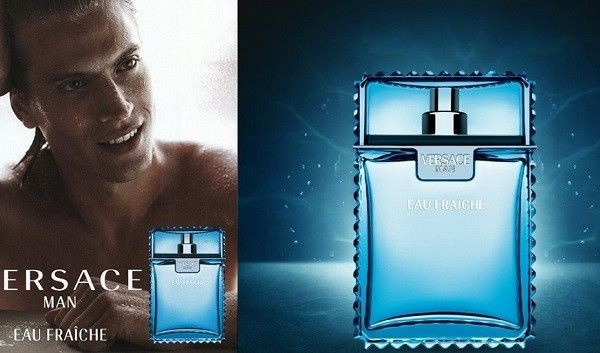 Tualetes ūdens Versace Man Eau Fraiche 50ml EDT