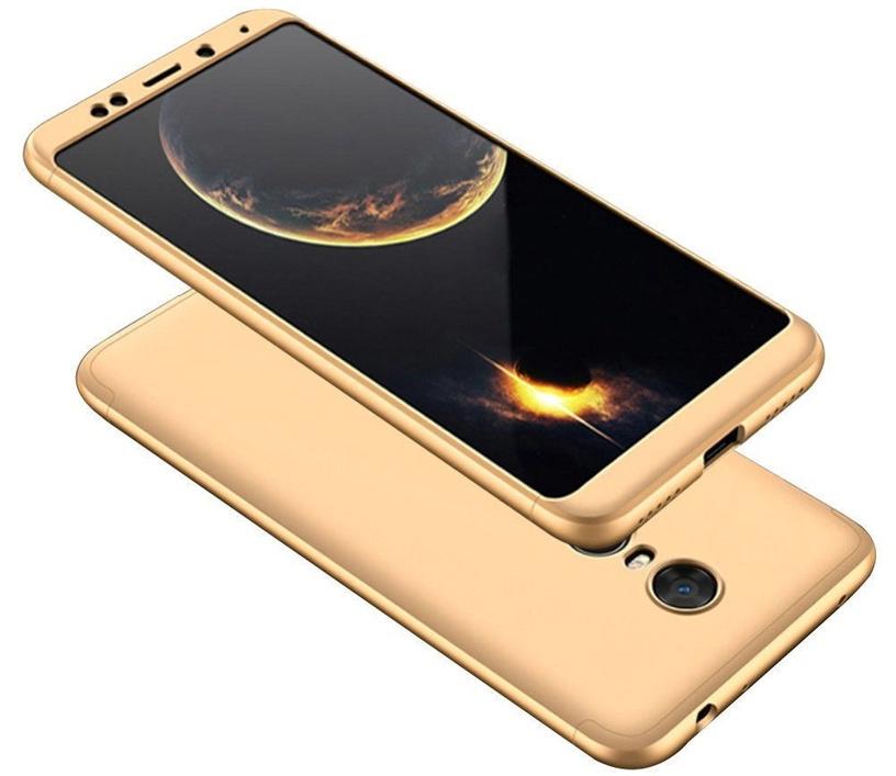 Hurtel 360 Protection Full Body Cover For Xiaomi Redmi 5 Plus/Redmi Note 5 Gold