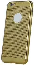Mocco Luxury Back Case For Samsung Galaxy S6 Gold