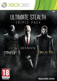 Ultimate Stealth Triple Pack: Thief, Hitman: Absolution And Deus Ex: HR Xbox 360