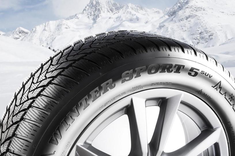 Зимняя шина Dunlop SP Winter Sport 5 SUV, 235/55 Р17 103 V XL C B 69