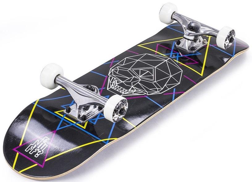 Enuff Geo Skull Skateboard