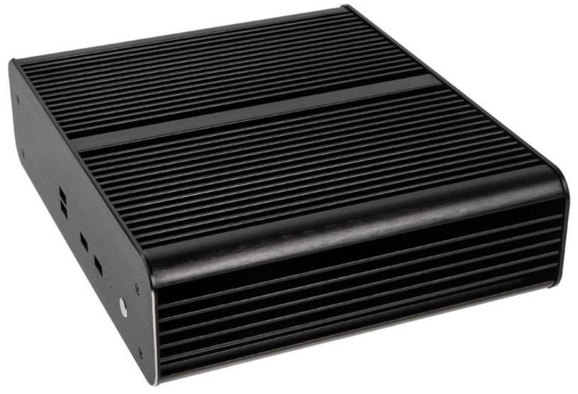 Akasa Euler TX Thin Mini-ITX Case Black