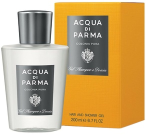 Acqua Di Parma Colonia Pura 200ml Hair and Shower Gel