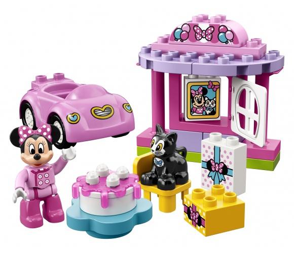 Конструктор LEGO Duplo Minnies Birthday Party 10873