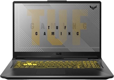 Klēpjdators Asus TUF Gaming F17 FX706LI-H7037 PL Intel® Core™ i5, 16GB/512GB, 17.3""