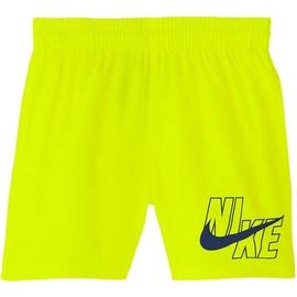 Peldbikses Nike Logo Solid Lap Junior NESSA771 731 Yellow M