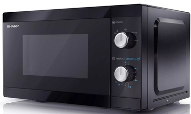 Sharp YC-MS01E-B Microwave Black