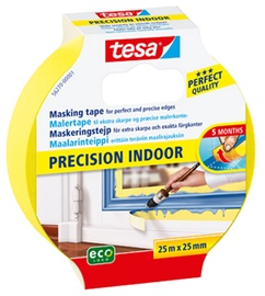 Krāsotāju līmlente Tesa Precision Indoor, 25m x 25mm