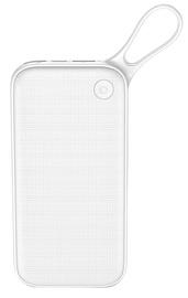 Ārējs akumulators Baseus Powerful QC3.0 White, 20000 mAh