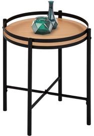 Halmar Mela Coffee Table Wood/Black
