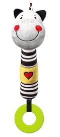Zobu riņķis BabyOno Zack The Zebra