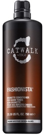 Кондиционер для волос Tigi Catwalk Fashionista Brunette Conditioner, 750 мл