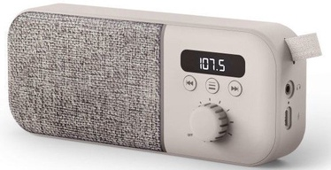 Energy Sistem Fabric Box Radio Cream