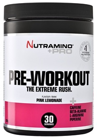 Nutramino +Pro Pre-Workout 315g Pink Lemonade
