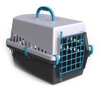 Клетка Georplast Transport Box Grey