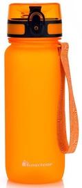 Бутылка для воды Meteor 74604, oранжевый, 0.65 л