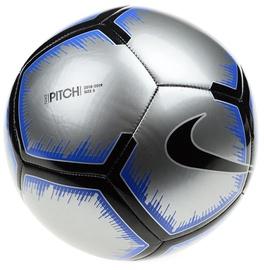 Nike LP Strike Football Silver/Black Size 5