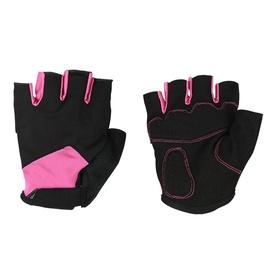 Velo cimdi Ferts FSGLV 107, melna/rozā, S