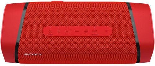 Bezvadu skaļrunis Sony SRS-XB33, sarkana