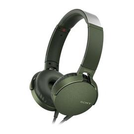 Austiņas Sony MDRXB550APG.CE7 Green
