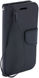Telone Fancy Diary Bookstand Case For LG K8 Black