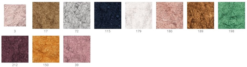 Inglot Body Powder Pigment Pearl 1g 198