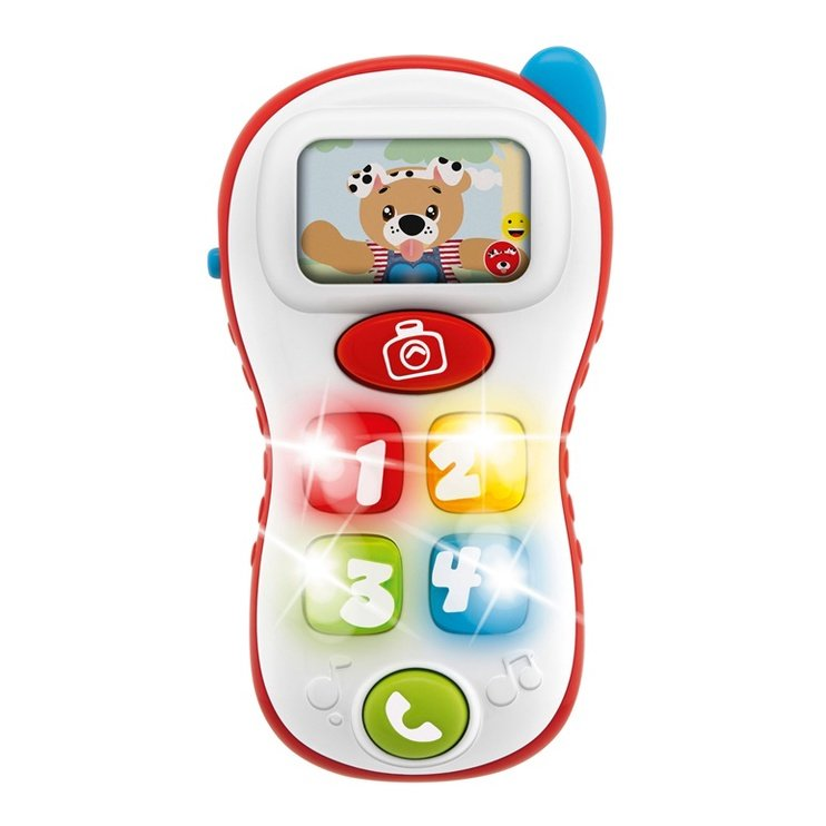 Chicco Toy Phone 09611.20