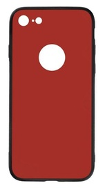 Tellur Glass DUO Back Case For Apple iPhone 7/8 Red