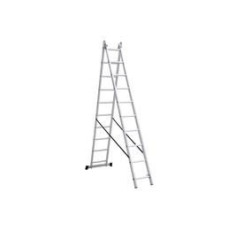 Лестница HausHalt BL-E210 Double-Sided 10-Steps Ladders