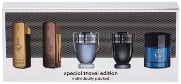 Набор для мужчин Paco Rabanne Special Travel Edition 5pcs Set 26ml