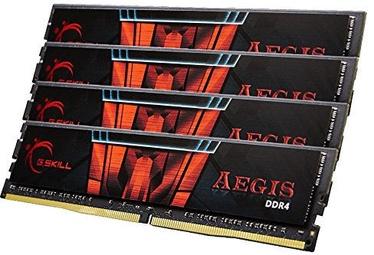 Operatīvā atmiņa (RAM) G.SKILL Aegis F4-3200C16Q-32GIS DDR4 32 GB CL16 3200 MHz