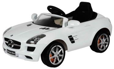 Bezvadu automašīna Buddy Toys Mercedes SLS, balta