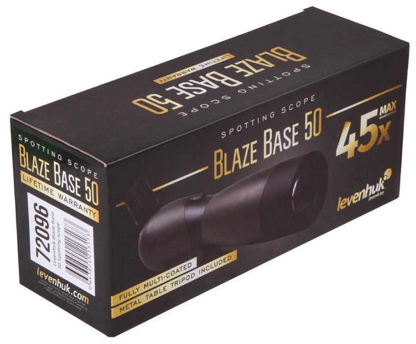 Levenhuk Blaze BASE 50 Spotting Scope