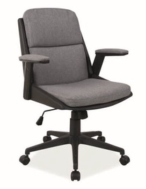 Signal Meble Q-332 Office Chair Grey